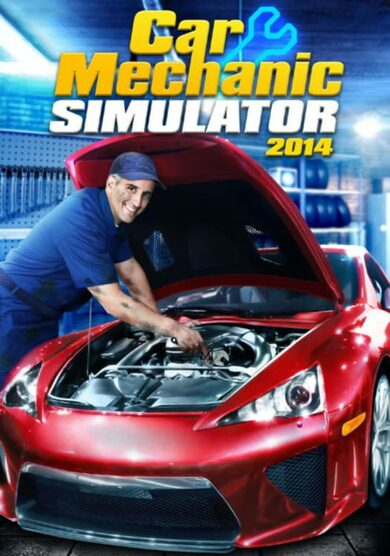 Car Mechanic Simulator 2014 Steam Key GLOBAL фото