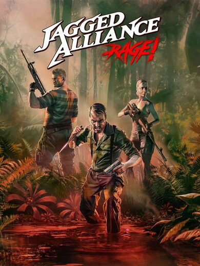 Jagged Alliance: Rage! Steam Key GLOBAL фото