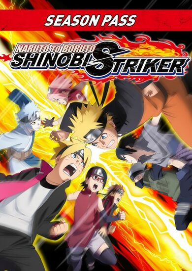 Naruto to Boruto: Shinobi Striker - Season Pass (DLC) Steam Key GLOBAL