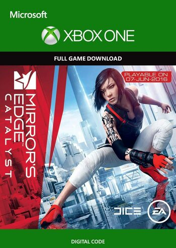 Mirror's Edge Catalyst (Xbox One) Xbox Live Key UNITED STATES