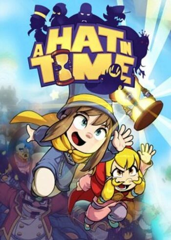 A Hat in Time Steam Key GLOBAL