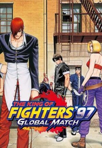 The King Of Fighters '97 Global Match Steam Key GLOBAL