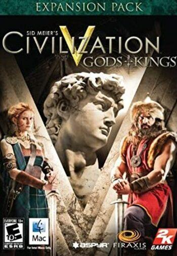 Sid Meier's Civilization V: Gods and Kings (DLC) Steam Key GLOBAL