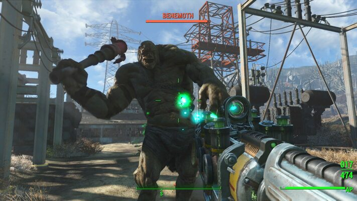 Fallout 4 VR For PC with Full Feature and CD-KEY