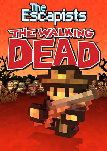 The Escapists: The Walking Dead Steam Key GLOBAL