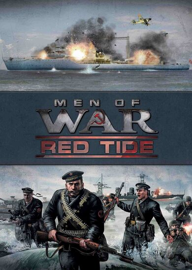Men of War: Red Tide Steam Key GLOBAL