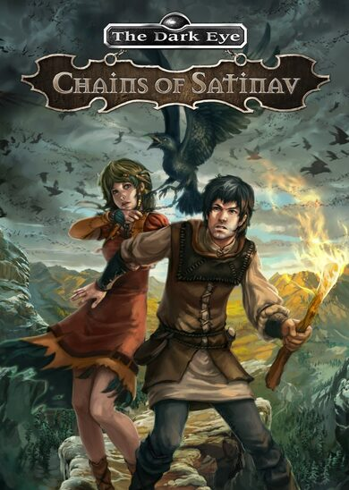 The Dark Eye: Chains of Satinav Steam Key GLOBAL фото
