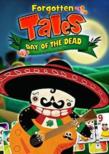 Forgotten Tales: Day of the Dead Steam Key GLOBAL