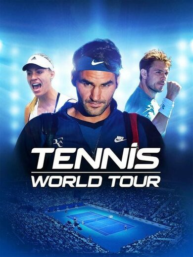 Tennis World Tour Steam Key GLOBAL