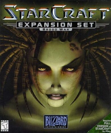 StarCraft (incl. Brood War) Battle.net Key GLOBAL