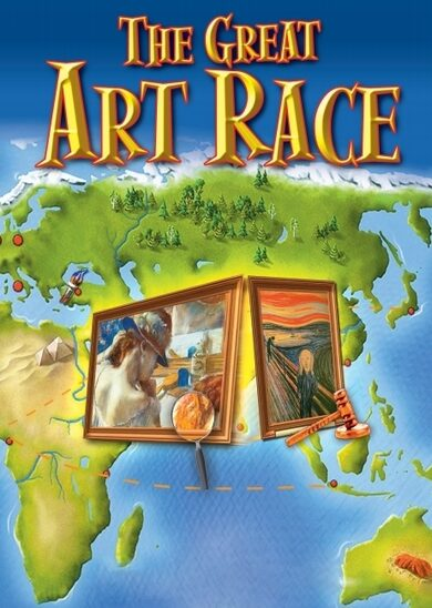 The Great Art Race Steam Key GLOBAL