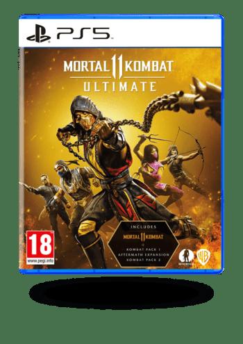Mortal Kombat 11 Ultimate PlayStation 5