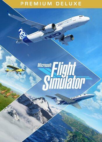 Microsoft Flight Simulator: Premium Deluxe Steam Key GLOBAL