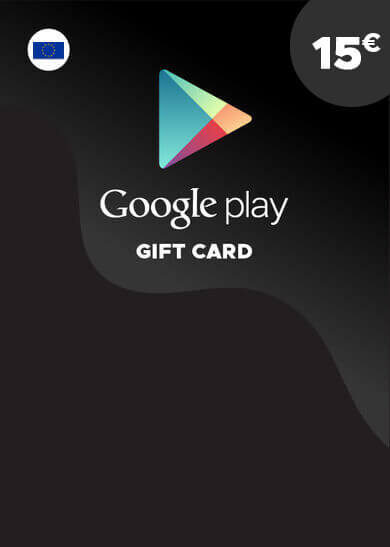 Google Play Gift Card 15 EUR Key EUROPE