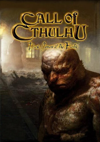 Call of Cthulhu: Dark Corners of the Earth Steam Key EUROPE