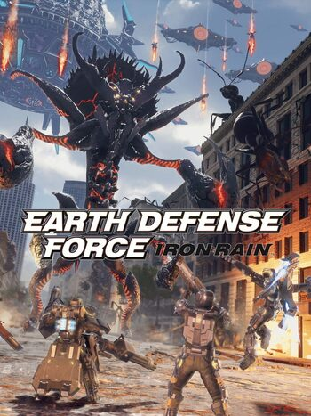 Earth Defense Force: Iron Rain Steam Key GLOBAL