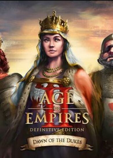 Age of Empires II: Definitive Edition - Dawn of the Dukes (DLC) Steam Key GLOBAL