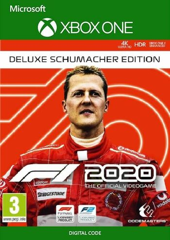 F1 2020 Deluxe Schumacher Edition (Xbox One) Xbox Live Key UNITED STATES
