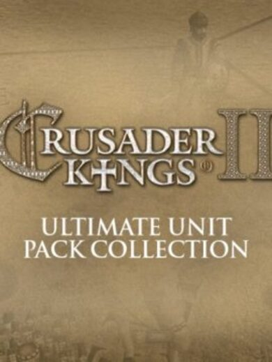 Crusader Kings II - Ultimate Unit Pack Collection (DLC) Steam Key GLOBAL фото