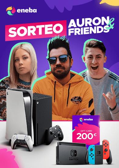 SORTEO AURON & FRIENDS