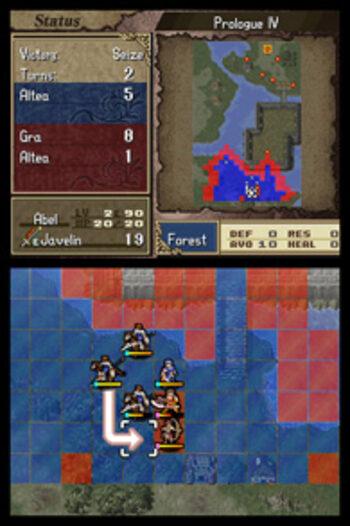 Redeem Fire Emblem: Shadow Dragon Nintendo DS