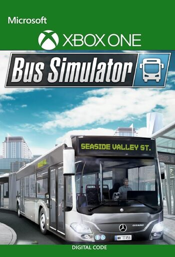 Bus Simulator (Xbox One) Xbox Live Key UNITED STATES