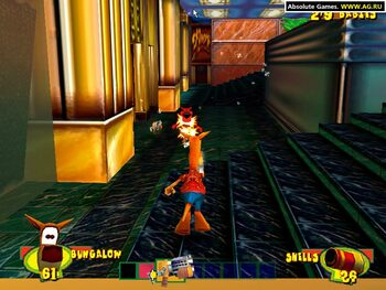 Redeem Fur Fighters PlayStation 2