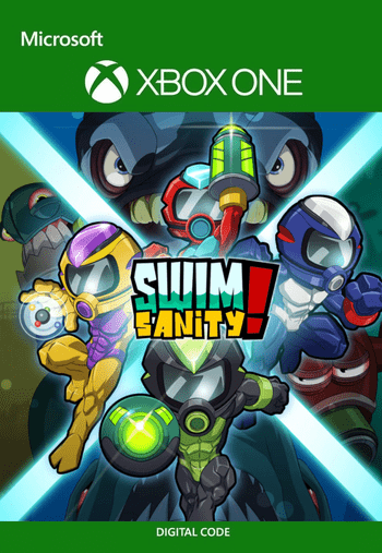 Swimsanity! XBOX LIVE Key GLOBAL