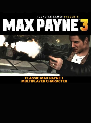 Max Payne 3 - Classic Max Payne Character (DLC) Steam Key EUROPE