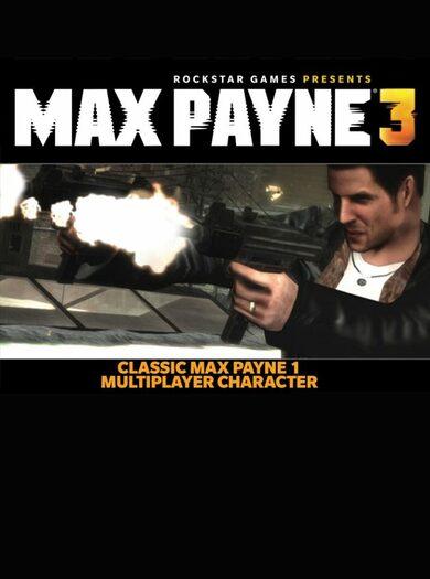 Max Payne 3 - Classic Max Payne Character (DLC) Steam Key EUROPE