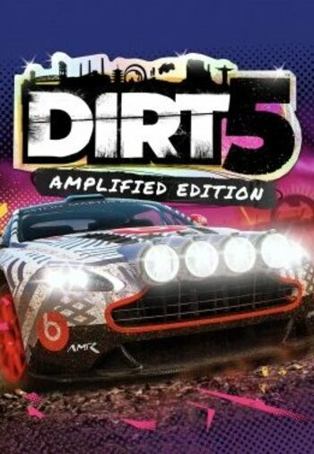 DIRT 5 Amplified Edition Steam Key GLOBAL