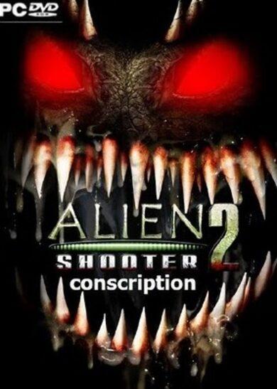 Alien Shooter 2 Conscription Steam Key GLOBAL