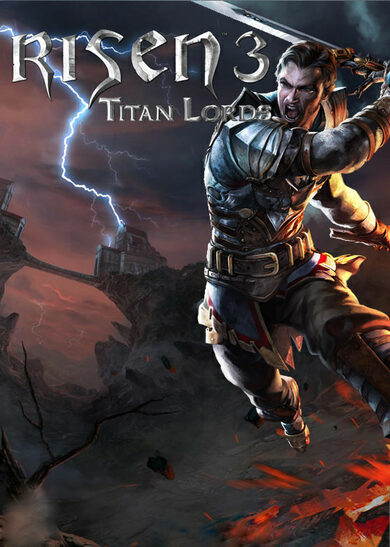 Risen 3: Titan Lords Steam Key GLOBAL