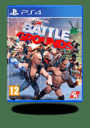 WWE 2K Battlegrounds PlayStation 4