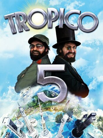 Tropico 5 Steam Key EUROPE
