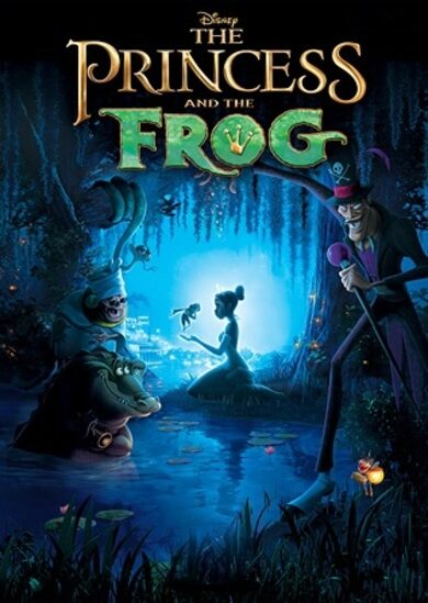 Disney The Princess and the Frog Steam Key GLOBAL