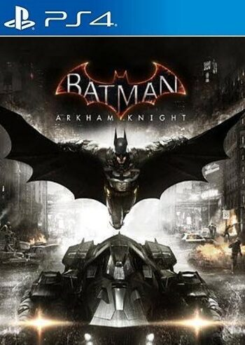 Batman: Arkham Knight (PS4) PSN Key UNITED STATES