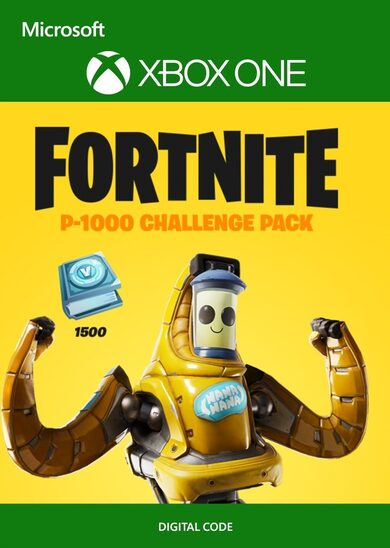 1500 X 1000 Fortnite: P-1000's Challenge Pack (Xbox One) (DLC