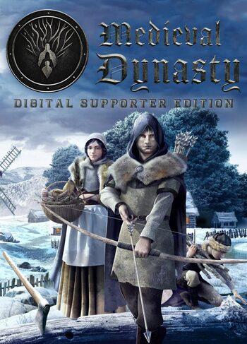 Medieval Dynasty - Digital Supporter Edition Steam Key GLOBAL