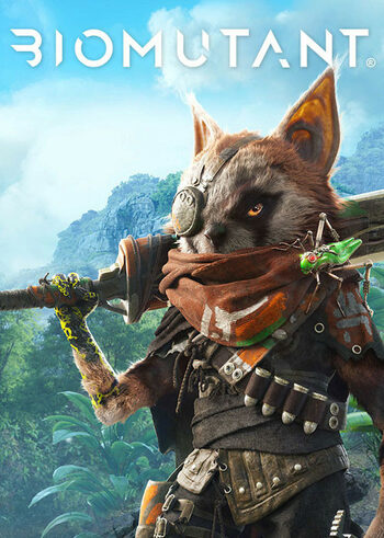 Biomutant Steam Key EUROPE