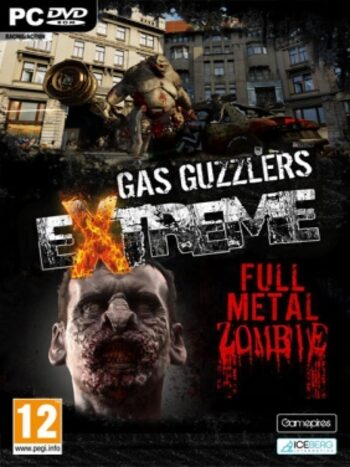Gas Guzzlers Extreme - Full Metal Zombie (DLC) Steam Key GLOBAL