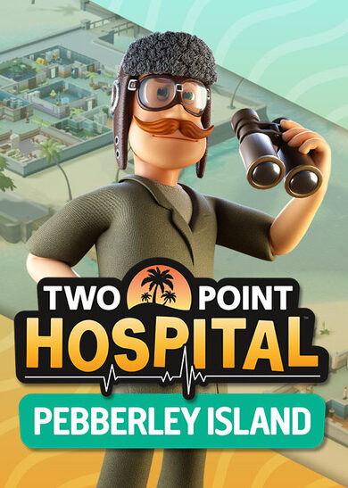 Two Point Hospital: Pebberley Island (DLC) Steam Key EUROPE