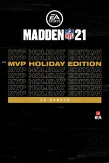 Madden NFL 21 MVP Holiday Edition XBOX LIVE Key UNITED STATES