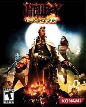 Hellboy: TSoE PlayStation 3