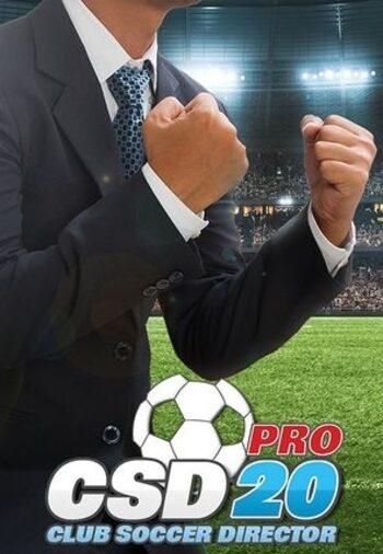 Club Soccer Director PRO 2020 Steam Key GLOBAL