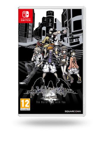 The World Ends with You: Final Remix Nintendo Switch