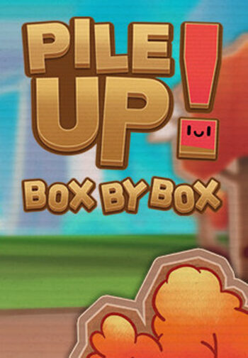 Pile Up! Box by Box Steam Key GLOBAL