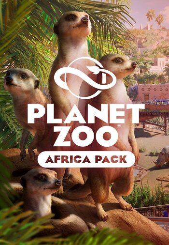 Planet Zoo: Africa Pack (DLC) Steam Key GLOBAL