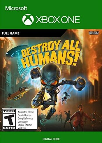 Destroy All Humans (Xbox One) Xbox Live Key EUROPE