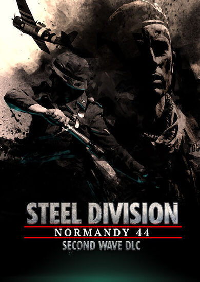 Steel Division: Normandy 44 - Second Wave (DLC) Steam Key GLOBAL